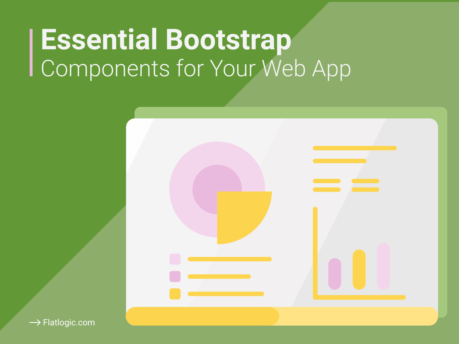 8 Essential Bootstrap Components for Your Web App