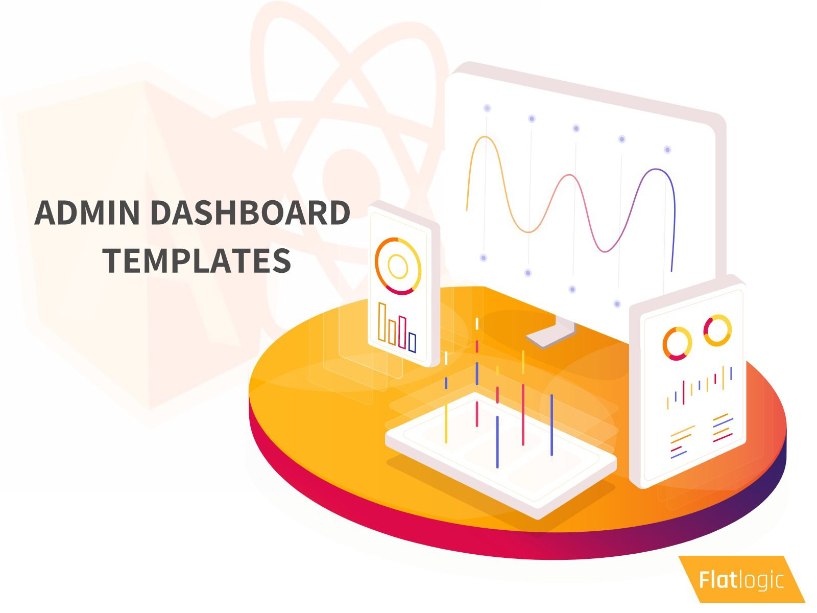 flatlogic admin dashboards