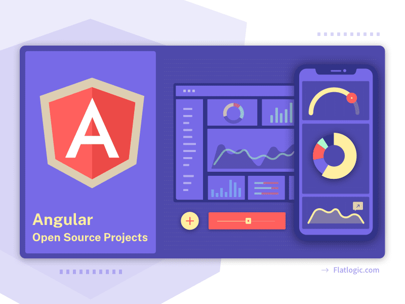 Top Angular open source projects