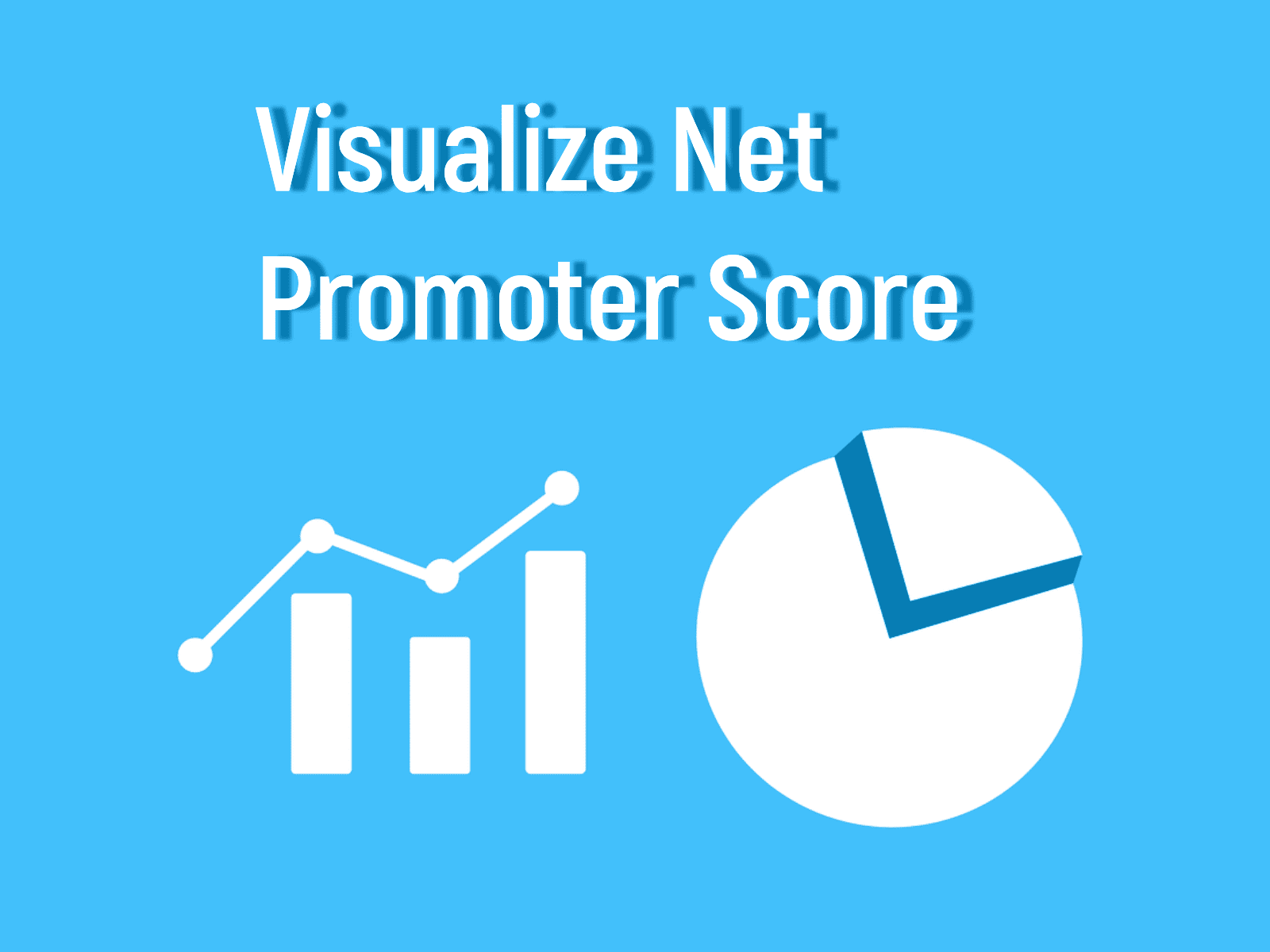 Top 5 ways to Visualize Net Promoter Score