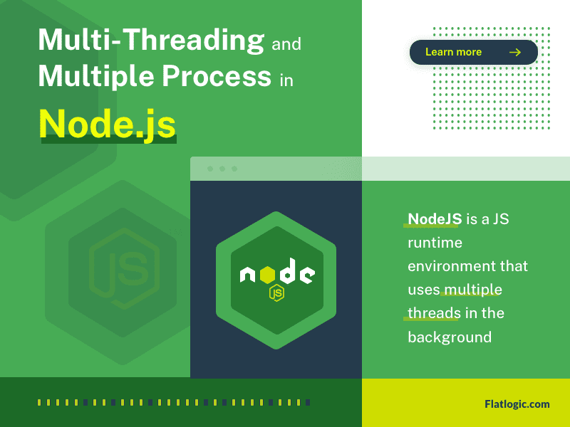 Multi-Threading and Multiple Process in Node.js