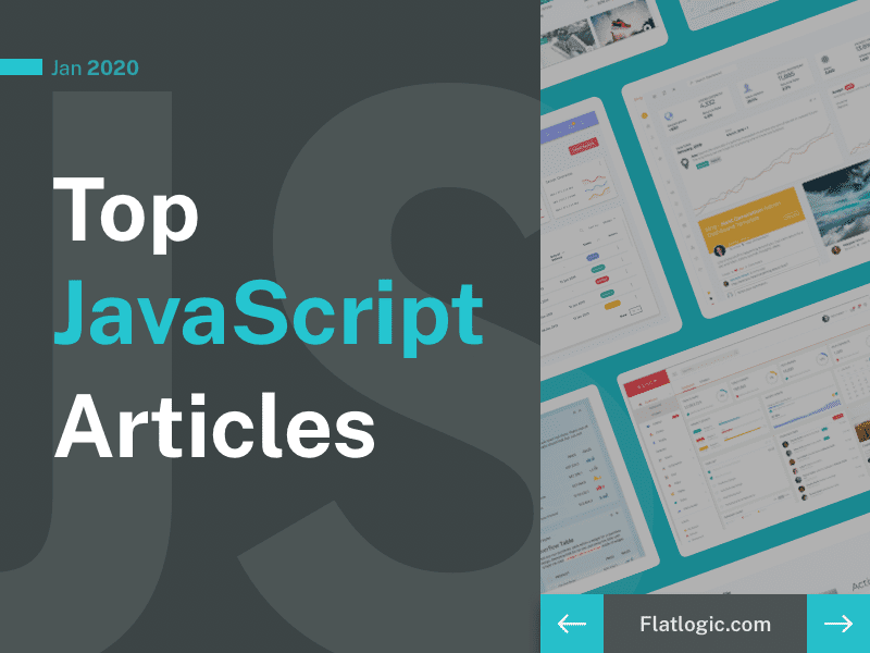 15+ Articles of January to Learn JavaScript