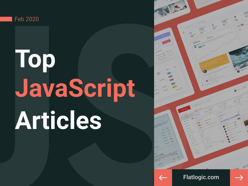 15+ Articles of February to Learn JavaScript