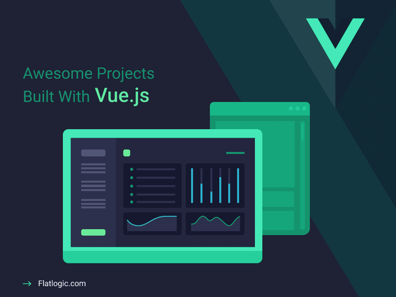 8+ Awesome Projects Built With Vue.js