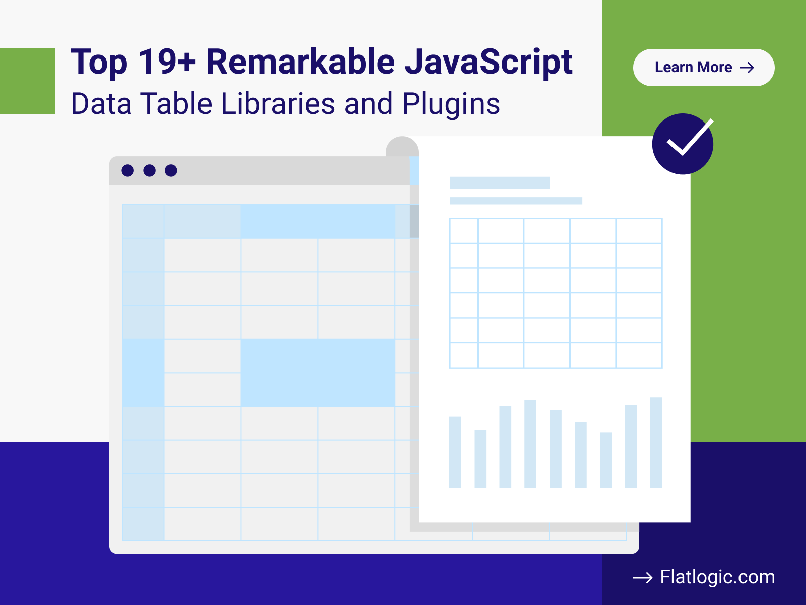 Top 19+ Remarkable JavaScript Table Libraries and Plugins