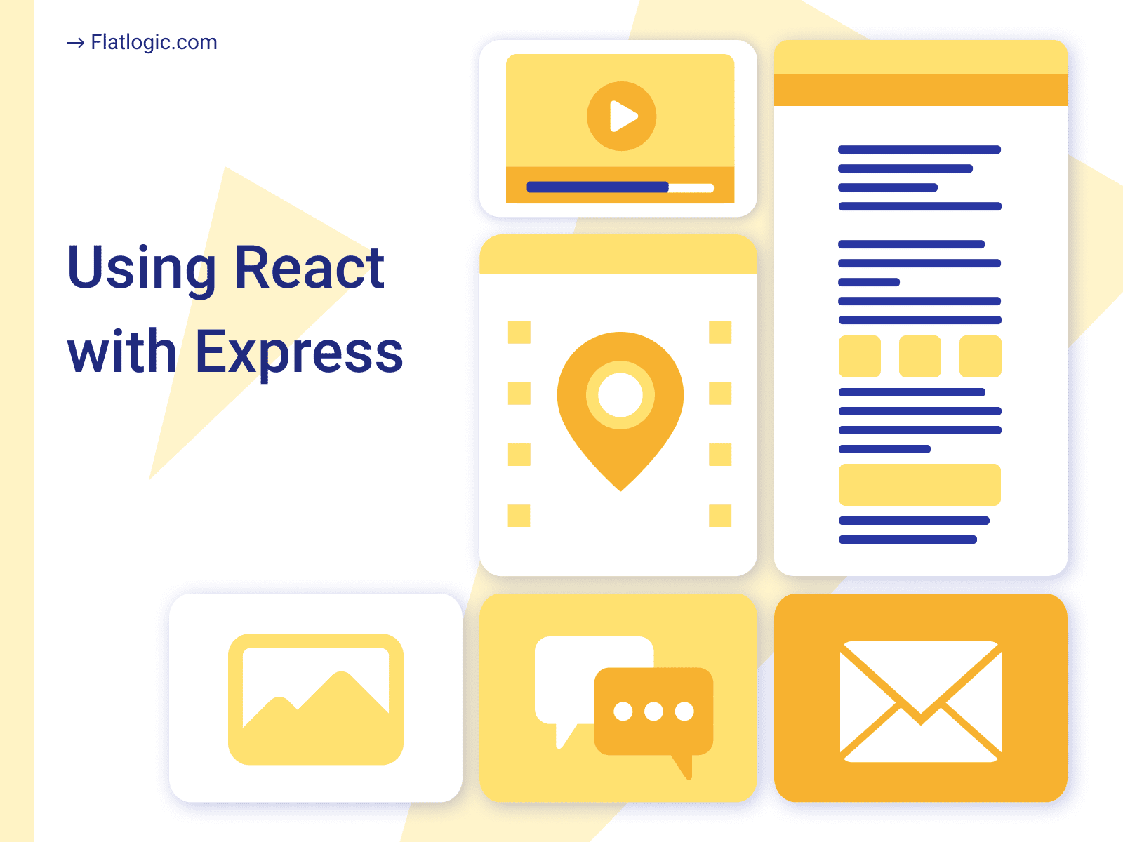 Using React with Express