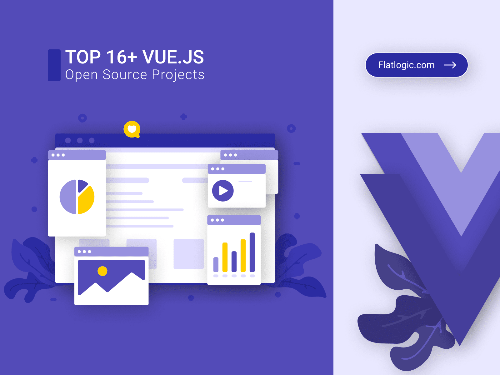 Top 16+ Vue Open Source Projects
