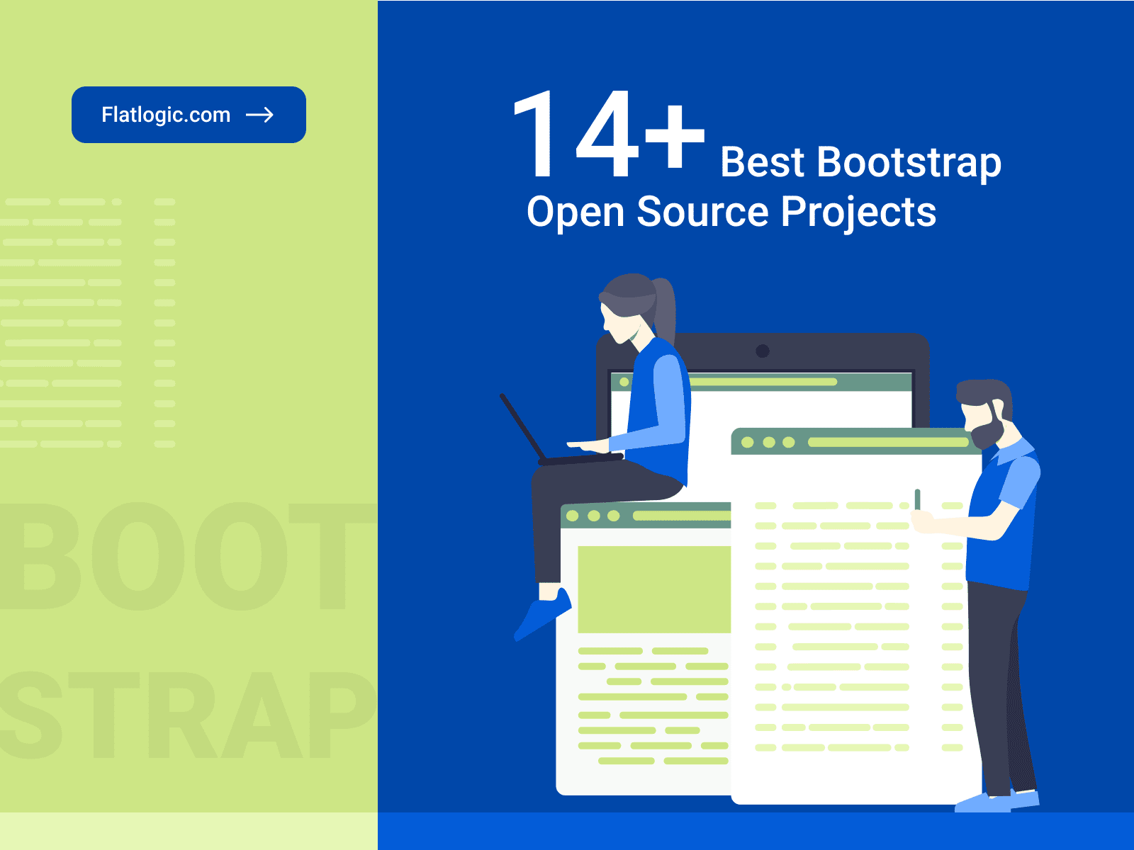 Best 14+ Bootstrap Open- Source Projects