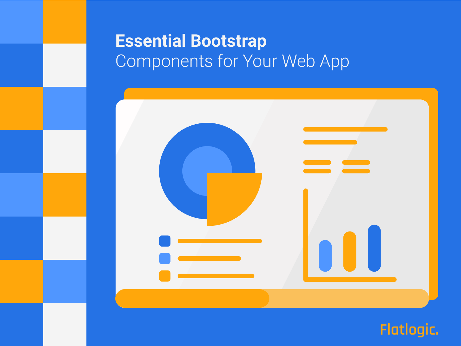 8 Essential Bootstrap 4 Components for Your Web App