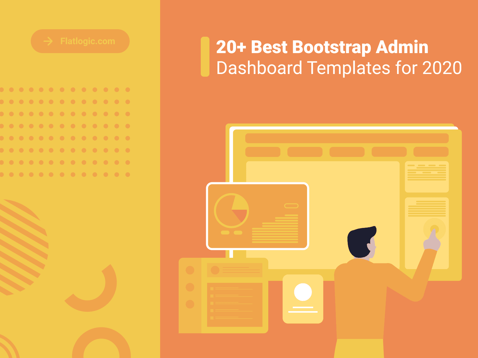 20+ Bootstrap Admin Dashboard Templates for 2020