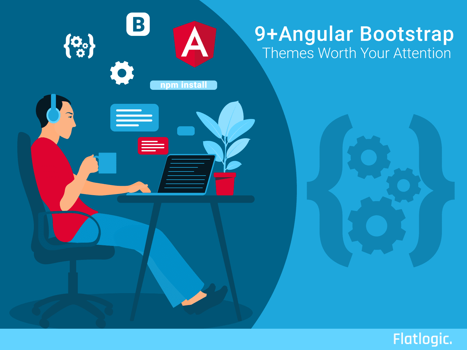 9+ Angular Bootstrap Themes Worth Your Attention