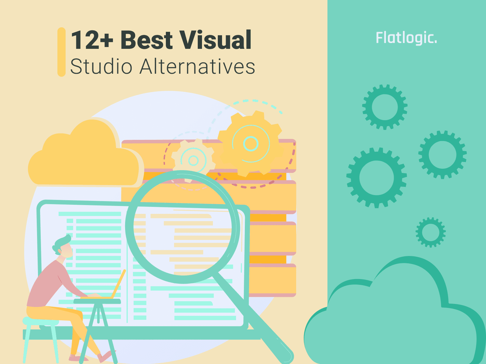 12+ Best Visual Studio Alternatives