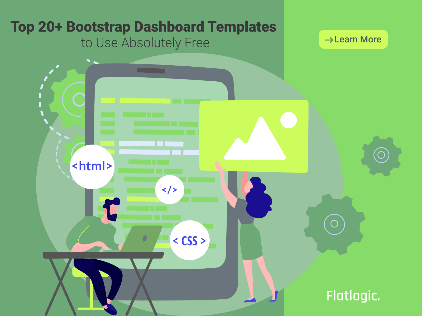 Top 20+ Bootstrap Dashboard Templates to Use Absolutely Free