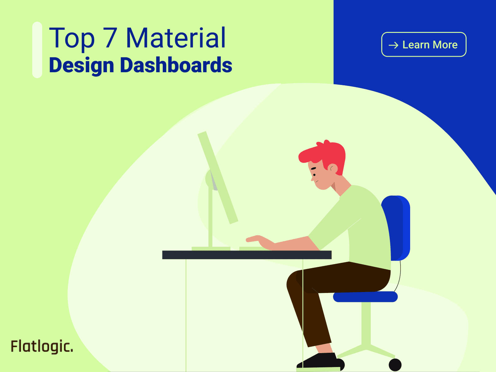 Top 7 Material Design Dashboards