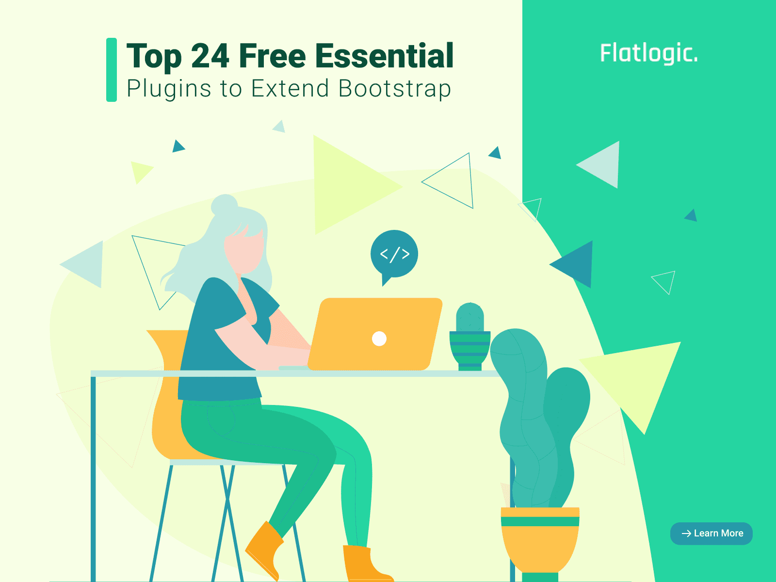 Top 24 Free Essential Plugins to Extend Bootstrap