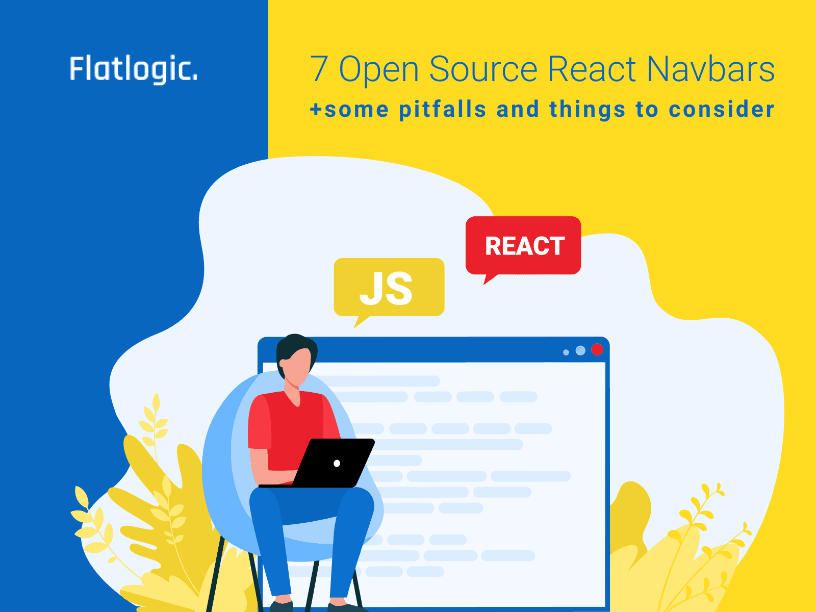 7 Open Source React Navbars + Some Pitfalls and Things to Consider