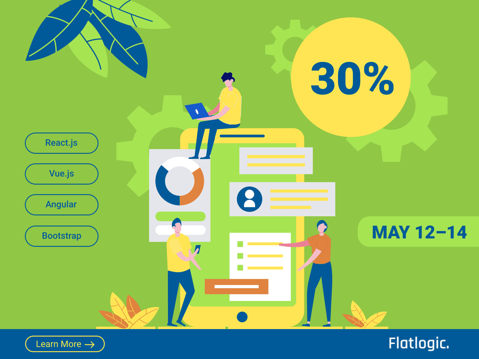 3 Days Only! 30% Discount on All Templates